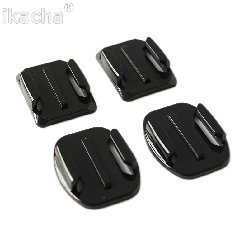 Flat Curved Adhesive Sticker Mount GoPro (1)