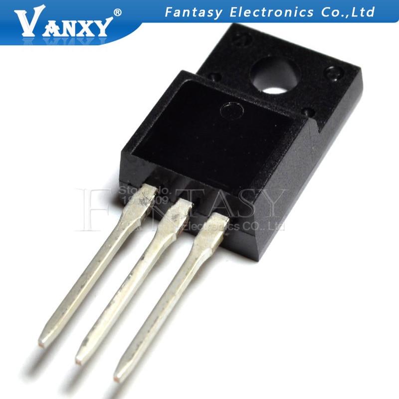 5PCS JCS4N60F TO-220F 600V 4A JCS4N60 TO220F 4N60