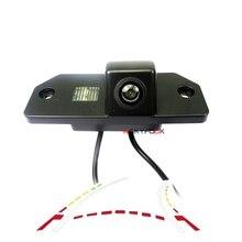 CCD HD macchina fotografica di retrovisione per Ford Focus Hatchback MK2 Berlina C-Max MK1 telecamera di parcheggio pista Dinamica cura linea