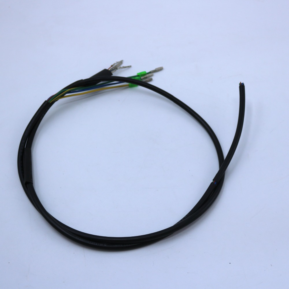 250-350W Motor Wires/cable For Brushless DC Motor (3*1.5.0mm Motor Phase+5pcs Hall Sensor Wires)