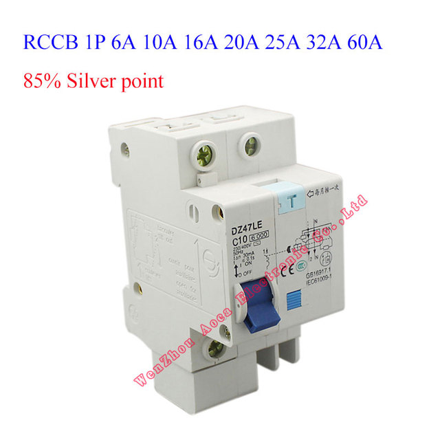Wiring Diagram Correct For 63a Rccb - Wiring Diagram Shw on
