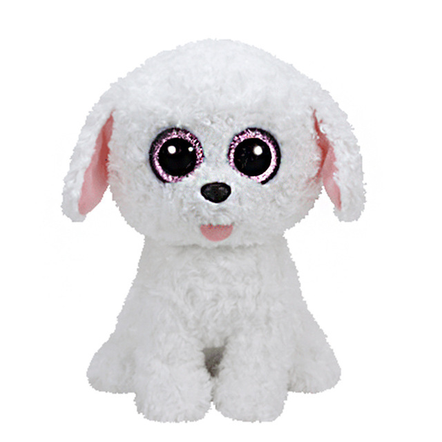 Hot Ty Beanie Boos Original Big Eyes Plush Toy Doll Child Birthday ...