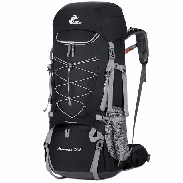 FreeKnight 75L Outdoor Hiking Backpack