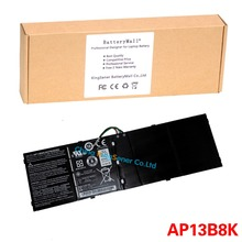 Original New AP13B8K Battery For ACER Aspire R7-571 V5-572 V5-473 V7-481 ES1-511 ES1-512 AP13B8K 15.2V 53WH Free 2 Year Warranty