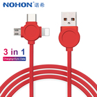NOHON 3 in 1 USB Cha...