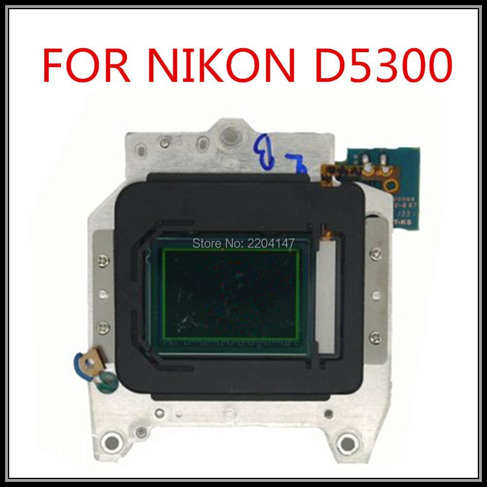 ФОТО Original novo Lmage sensores CCD / COMS Color filter Repair unidade parte com filtro para  FOR Nikon  D5300 camera SLR