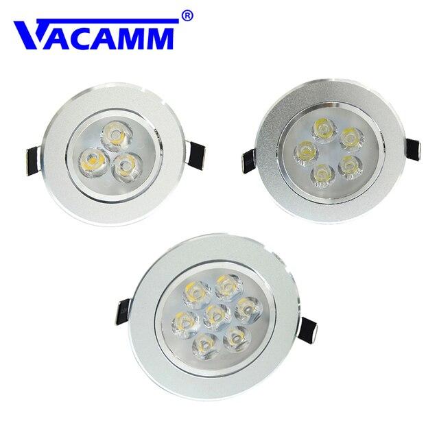 Led strahler Licht Lampe Epistar LED Einbau Schrank Wand Spot Unten ...
