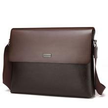 new Men shoulder pack/leisure men Messenger bag/business bag/casual PU leather panelled color packet/fashion male crossbody bag