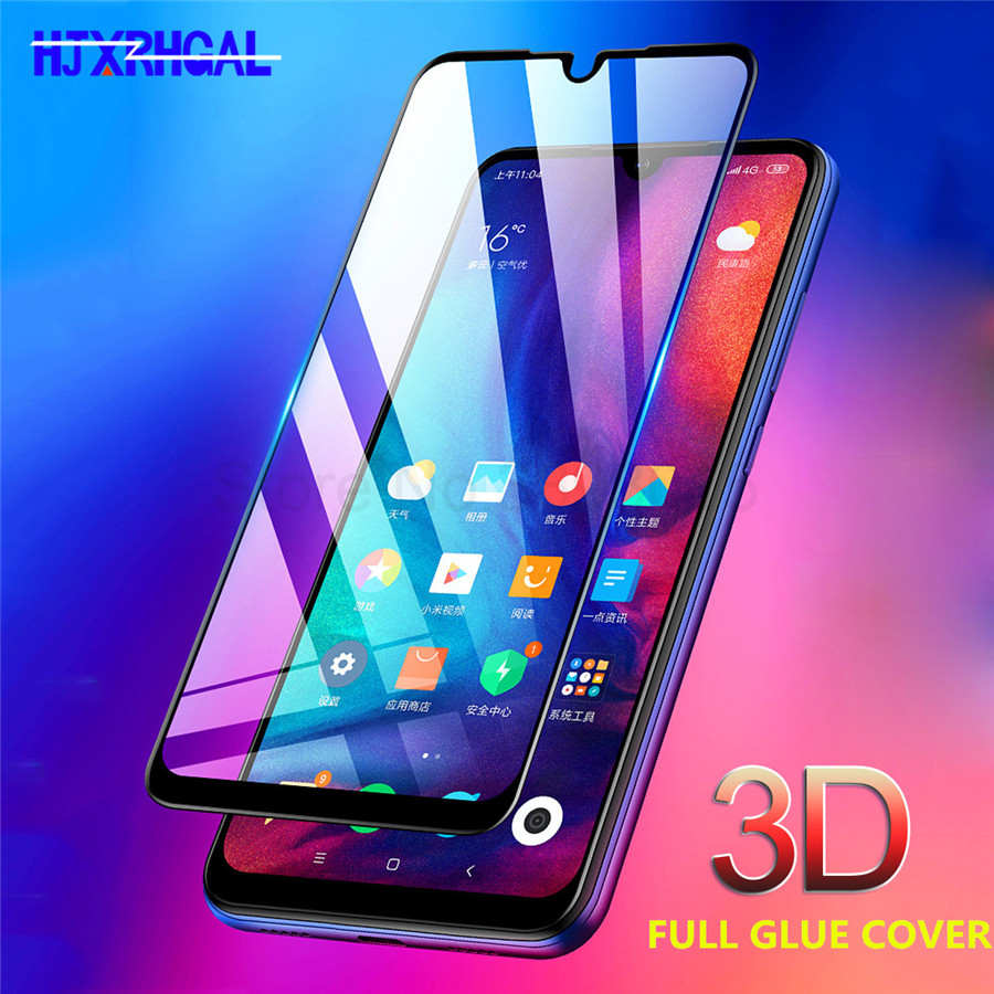 9H 3D Glass For Xiaomi Mi 9 Tempered Glass film For Redmi Note 7 Full Glue Cover Screen Protective on the for Mi 9 SE9H 3D Glass For Xiaomi Mi 9 Tempered Glass film For Redmi Note 7 Full Glue Cover Screen Protective on the for Mi 9 SE
