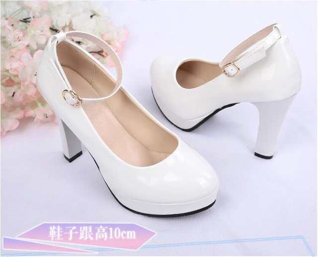 Anime Love And Producer Nikki Cosplay Shoes Female Leading Role