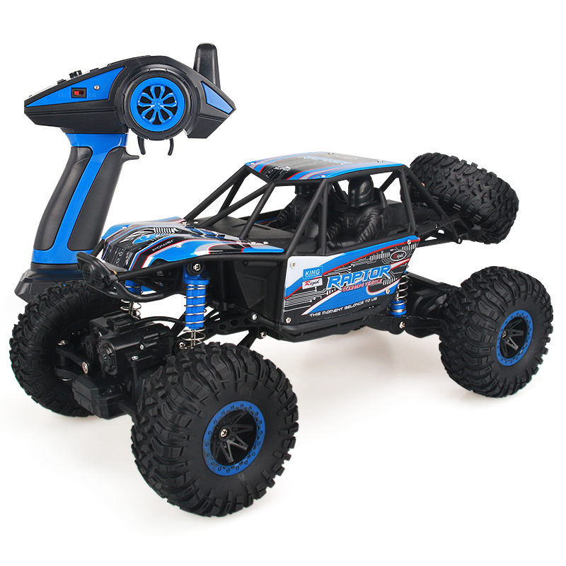 RC Car 4WD 2 4GHz Radio controlled Kids Toys Rally Climbing Highspeed Car Machine On The