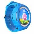 GPS smart watch детские часы V12 сенсорный OLED экран SOS вызов Местоположение Устройства Трекер для Kid Safe Anti-Потерянный Монитор ПК Q90/Q80