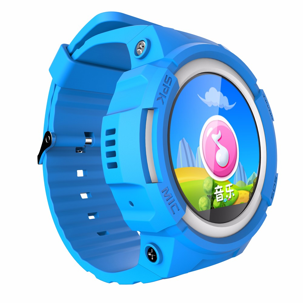 GPS smart watch baby watch V12 touchable OLED screen SOS Call Location Device Tracker for Kid Safe Anti-Lost Monitor PK Q90/Q80 smart baby watch каркам q60 голубые