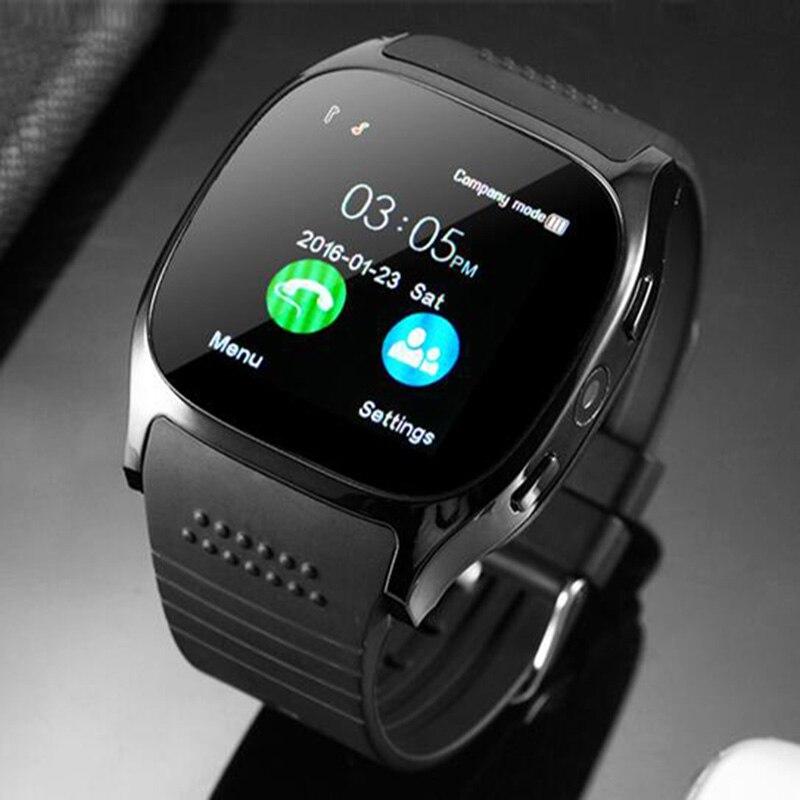 Google Phone Tracker >> For One Plus Nokia Google Nexus HTC L16 Bluetooth Smart Watch Phone Support 2G SIM TF Card Dial ...