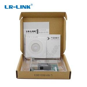Image 5 - LR LINK 6860bt 10 gb 이더넷 rj45 네트워크 카드 pci express 네트워크 어댑터 lan 카드 네트워크 컨트롤러 nic