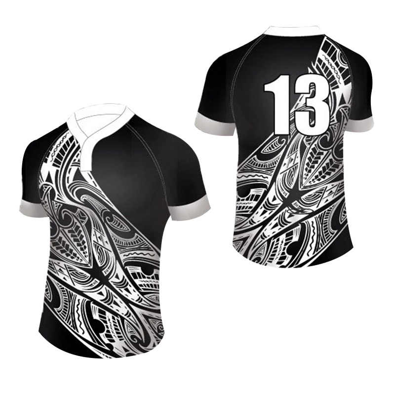 1ba9d00a0 ... Kawasaki Brand Custom Rugby Practice Jerseys Men Breathable Polyester  Sublimation Print Fans Rugby Uniforms jersey Shirts ...