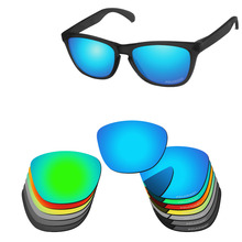 PapaViva Polycarbonate POLARIZED Replacement Lenses for Authentic Frogskins Sunglasses - Multiple Options