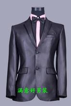 Black costume homme fashion latest coat pant designs mariage men groom wedding suits for men's blazers ternos mens prom suits