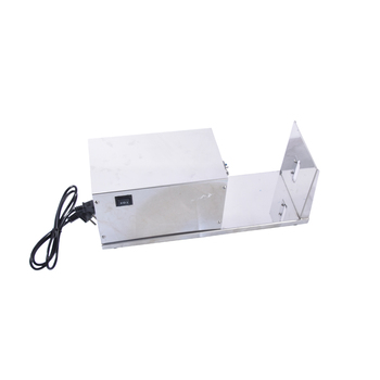 110V/220V Electric spiral potato cutter for sale automatic tornado homemade potato chip vegetable slicer twister machine 150W