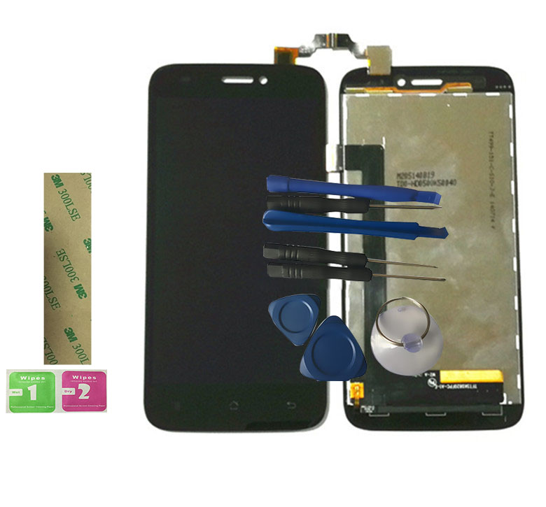 RYKKZ For CT4F1475FPC-A1-E Touch Screen With LCD Display TFT5K0820FPC-A1-E Digitizer Assembly Replacement With ToolsRYKKZ For CT4F1475FPC-A1-E Touch Screen With LCD Display TFT5K0820FPC-A1-E Digitizer Assembly Replacement With Tools