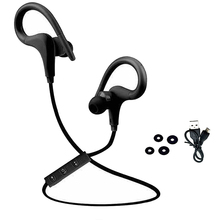 YEINDBOO Wireless Bluetooth Earphone Sport Headphone Stereo Ear hook Headset For Mobile Phone Neckband Bluetooth With Mic