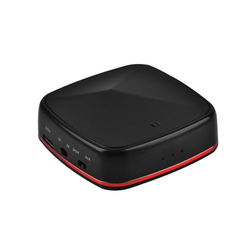 Haute qualité pour Bluetooth 5.0 adaptateur Audio AUX 3.5mm récepteur émetteur de musique pour Smartphone/haut-parleur/TV/casque
