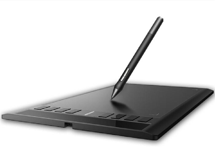 Prix pour Haute Qualité HK708 Portable Professionnel Signature Pad Tablet USB Graphics Tablet Dessin Peinture Tablet Numérique Comprimés