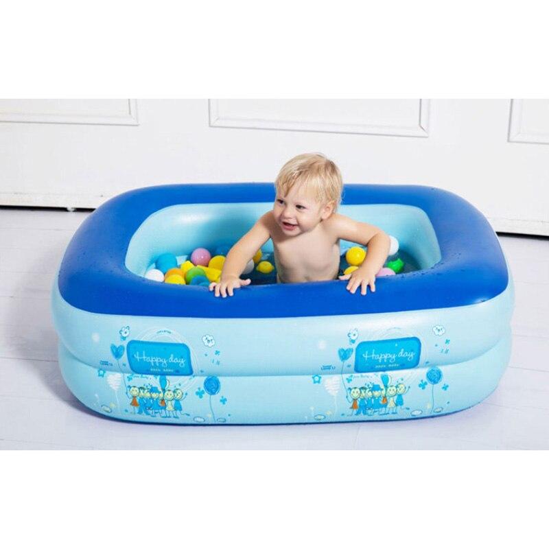 Baby Swimming Pool Eco-friendly PVC Portable Children Bath Tub