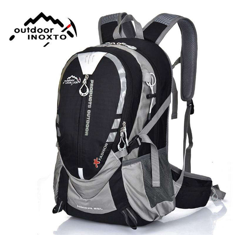 Mochila de escalada a prueba de agua mochila 25L bolsa de deportes al aire libre mochila de viaje Camping senderismo mochila mujer bolsa de Trekking para hombres
