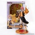 Fairy Tail Anime Natsu Escala 1/7 Pintado PVC Figura de Colección Modelo de Juguete 23 cm FTFG012