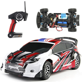 2.4G four-wheel drive racing competition Car,racing off-road vehicle high speed remote control toys 949 1:18