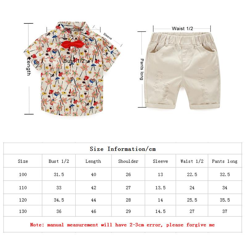 boys gentleman clothing sets (11)
