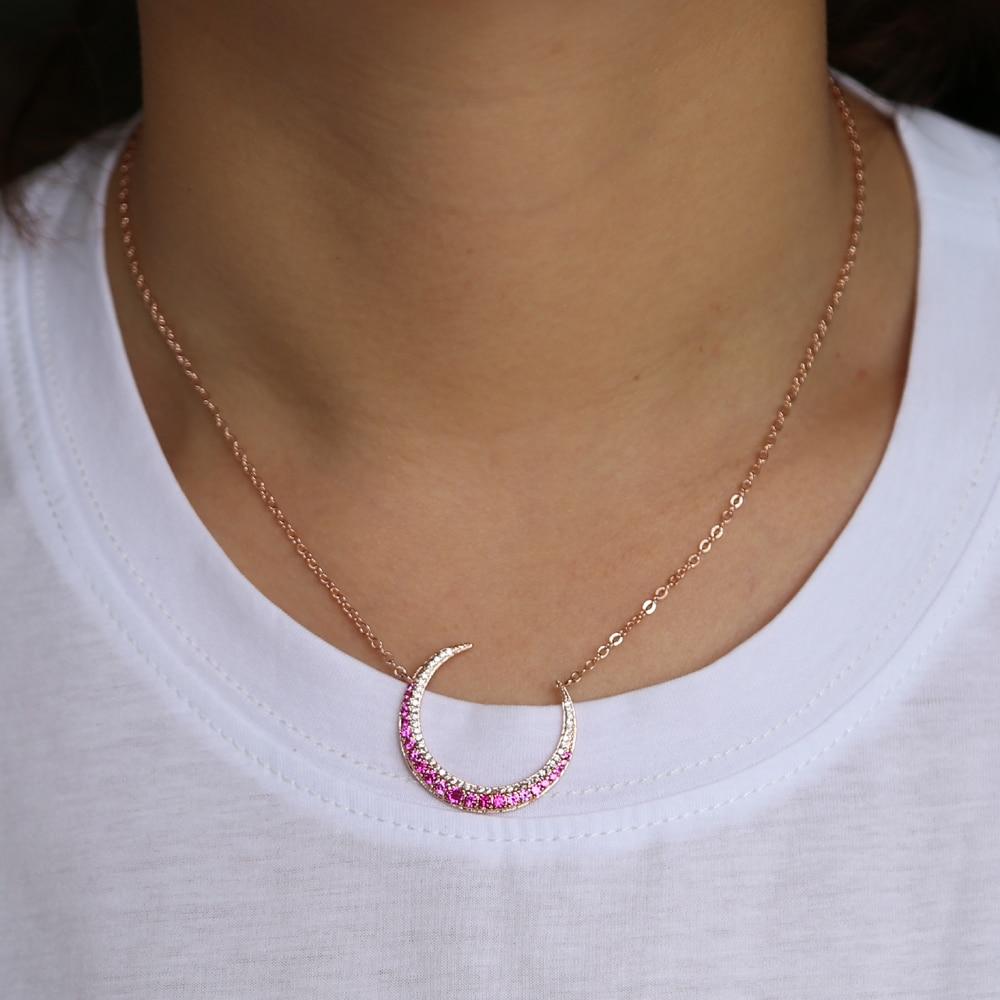 MOON OVER Fashion Tassel Star Pendant Multi layer Necklace