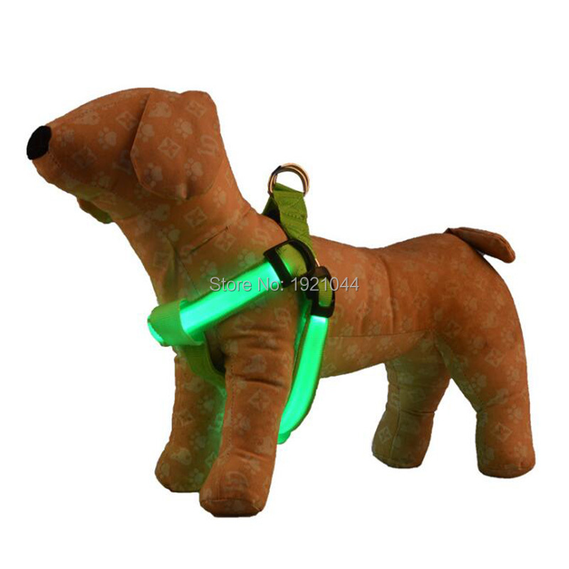 10 Pieces LED Strip LED Lighting Product LED Dog Harnesses Dog Collars for Night Safety  ...