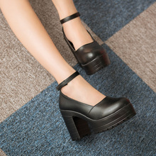 Bold Root New Office work shoes Fashion Spring Autumn Women Sexy Pumps Girl And Woman high heels Lady Shoes CX047