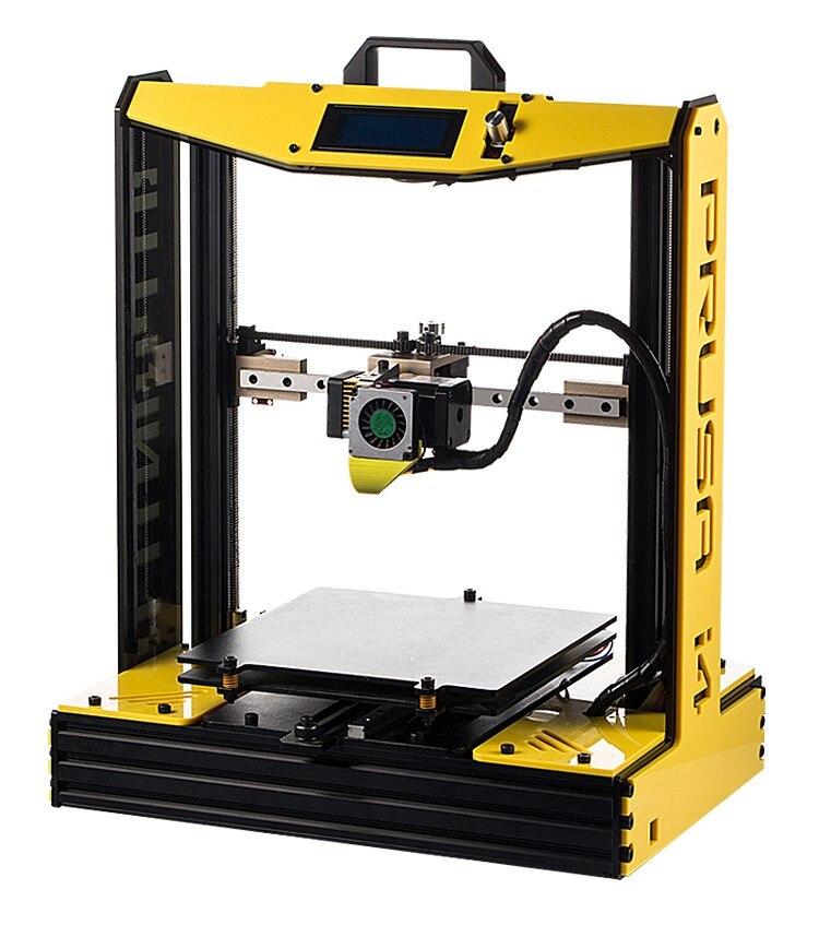 3Д принтер Prusa i4 лучший принтер! В комплекте бесплатно 2 катушки пластика PLA/ABS и SD карта. Очень высокое качество 3д печати! Самая надежная конс