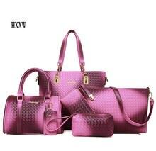 Famous designer Brand New Bag 2017 Women Bag Purses and Handbags Candy Color Composite Bag Handbag