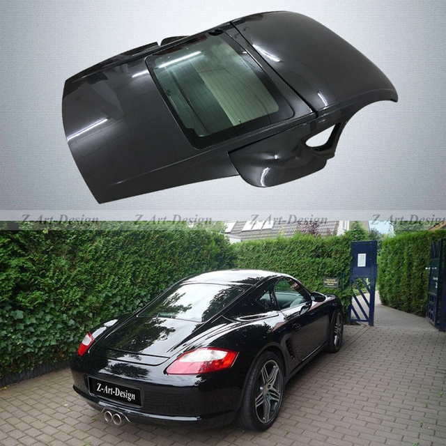Z Art Carbon Fiber Hardtop For Porsche Boxster 986 Original Z Art