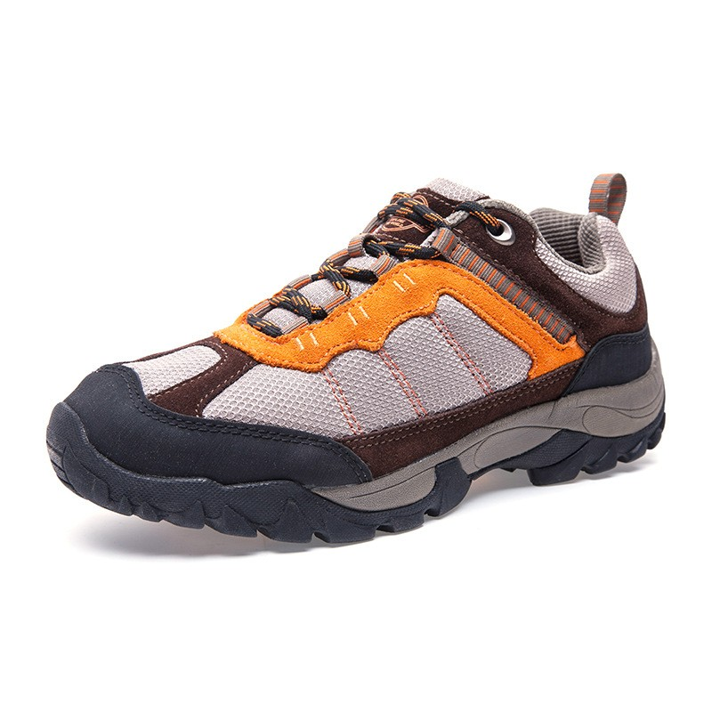 New Summer 2017 Outdoor Athletic Sneakers Men Wear Resistance Anti Skid Hiking Shoes Male Trekking Track Krasovki Zapatilla merrto men s outdoor cowhide hiking shoe multi fundtion waterproof anti skid walking sneakers wear resistance sport camping shoe