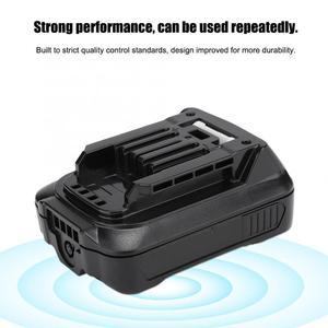 Image 2 - Wymienna bateria pojedyncza płyta ochronna do Makita BL1021B 10.8V 12V bateria litowo jonowa pojedyncza płyta ochronna