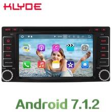 KLYDE Car Multimedia DVD Player Radio GPS Navi Stereo 2GB RAM Quad Core DAB BT For