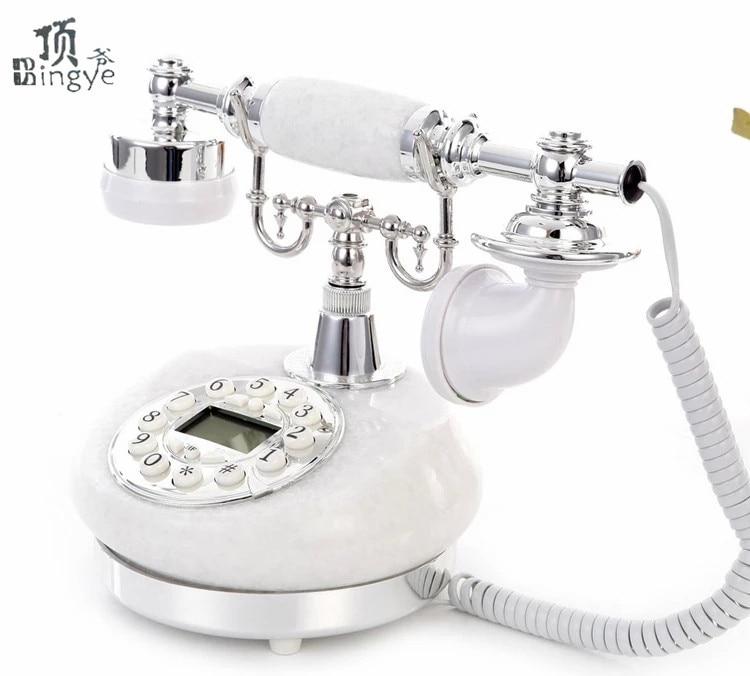YE Топ старинной семьи Ретро Европейский сад телефон