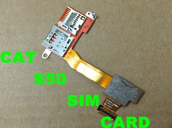 Câble souple carte SIM pour CAT S50
