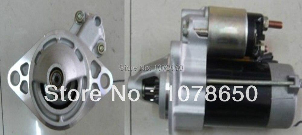 New Starter 119515-77010 YA-119717-77010 119515-77010 119515-77011 for Cub Cadet Yanmar 19615