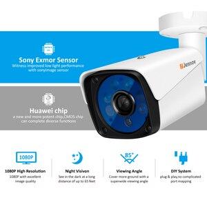 Image 5 - Jennov HD 5MP H.264+ Video Surveillance 8 Cameras Security Camera Set For CCTV Outdoor Security Camera System AHD Camera DVR P2P
