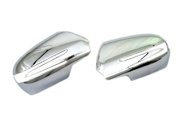 New Hot Chrome Side Mirror Cover for Mercedes Benz W219 CLS Class Facelifted-Free Shipping