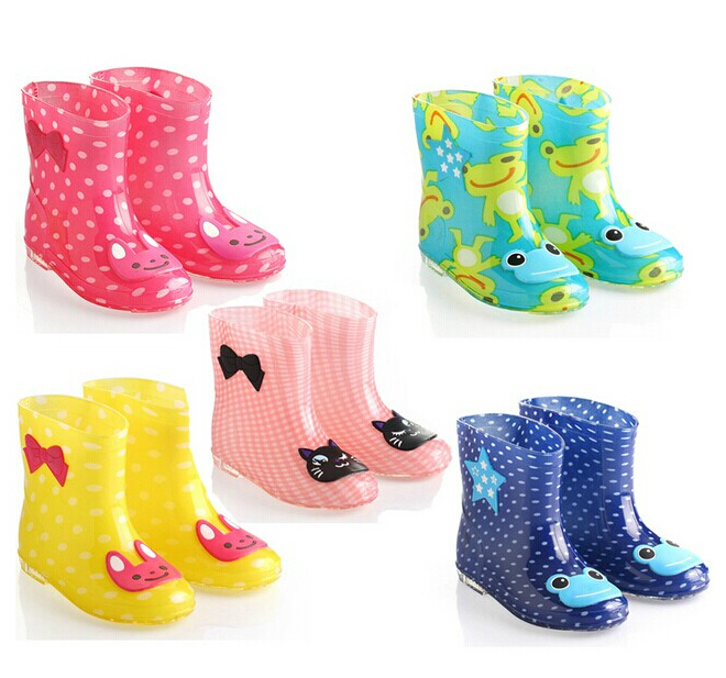 Aliexpress.com : Buy Fashion children rain boots,kids jelly water ...