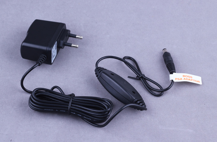 EU Boss PSA220KS 9V 500mA Power Supply Adapter for Guitar