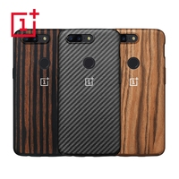 Original OnePlus 5T Bumper Case Material Kevlar TPU All Round Protection 100 Official Back Cover