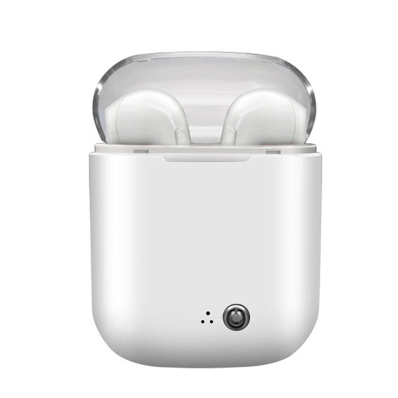 Ture I7s Plus Bluetooth Earbuds Air pods Wireless In ear Mini Earphones Stereo With Charging Box